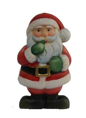 anri woodcarvings anri woodies christmas decoration santa claus - Woodies Christmas Decorations